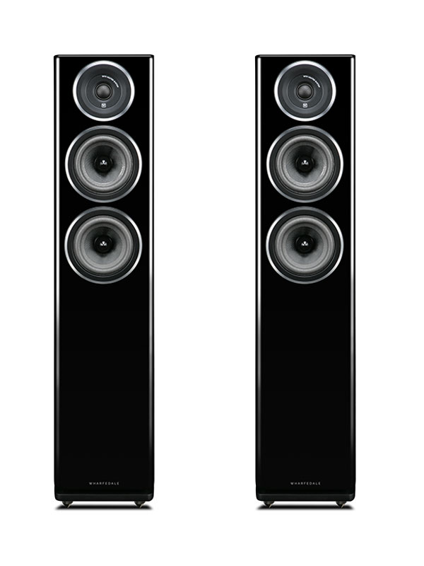 Floorstanding Speakers Wharfedale