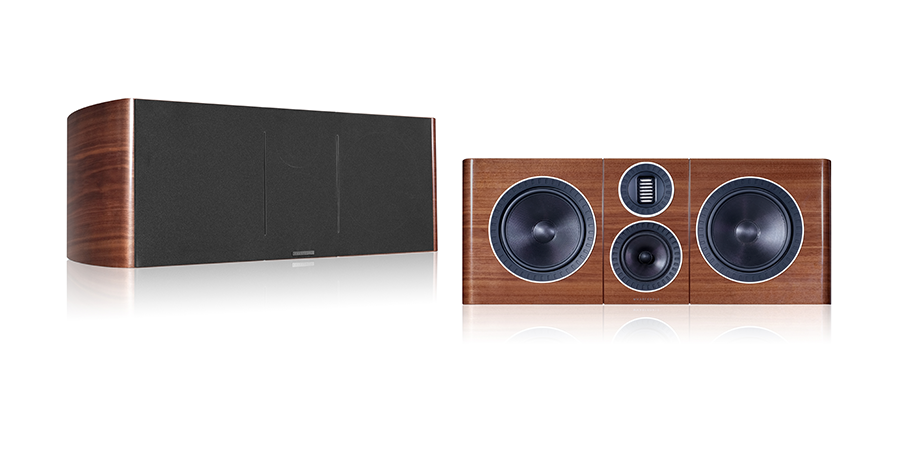 Wharfedale Elysian Center Speaker With Stand ELYS-C-im3